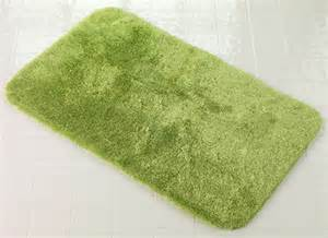 lime green bath mat mohawk home bathmat