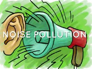 Of Noise What Is Noise Pollution