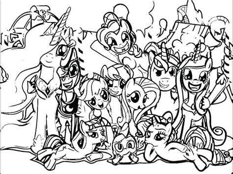 my little pony mermaid coloring pages my little pony printables coloring pages my little pony