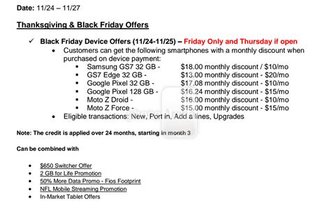 Verizon Letter Of Credit all black friday 2016 phone and tablet deals from verizon