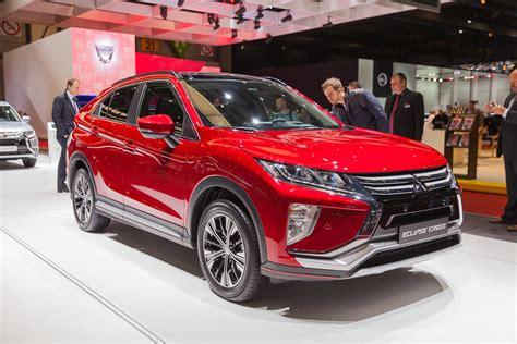 Mitsubishi Eclipse Cross Phev 2020 by 2018 Mitsubishi Eclipse Cross Debuts At Geneva Auto Show
