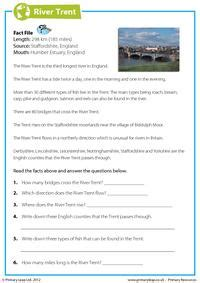 river thames questions comprehension the river thames primaryleap co uk