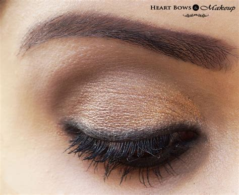 Eyeshadow Smokey gold smokey eye makeup tutorial diwali special