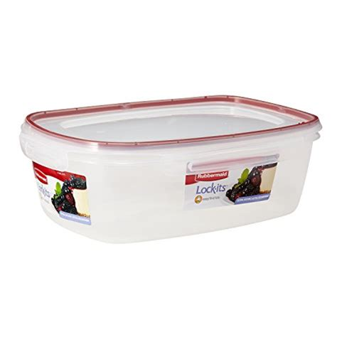 Lock Lock Food Container 1 2l rubbermaid easy find lids lock its food storage container