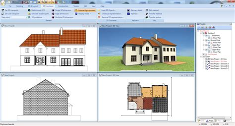 3d architectural home design software for builders ashoo 3d cad architecture 5 download