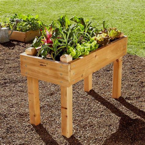gardenista pinterest contest win  raised garden bed