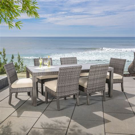 Patio Furniture Sale Kingston Kingston 7pc Dining Collection Mission Furniture