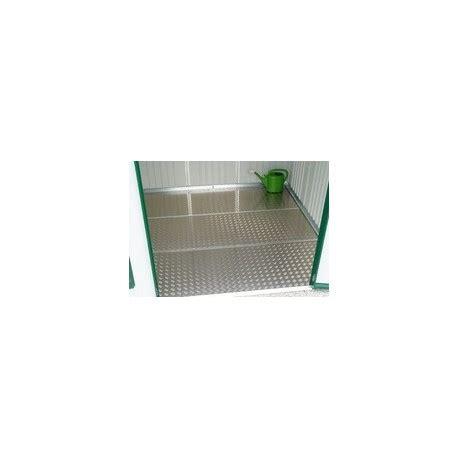 pavimenti in metallo pavimento in alluminio per casetta in metallo casanova 4
