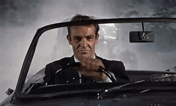 Dr No Bond Car by Bond Gifs Find On Giphy