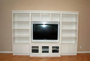 wall units custom made modern painted entertainment wall unit by two rivers woodworking custommade com
