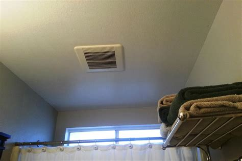 how to install exhaust fan in bathroom how to install a bathroom exhaust fan bathroom exhaust