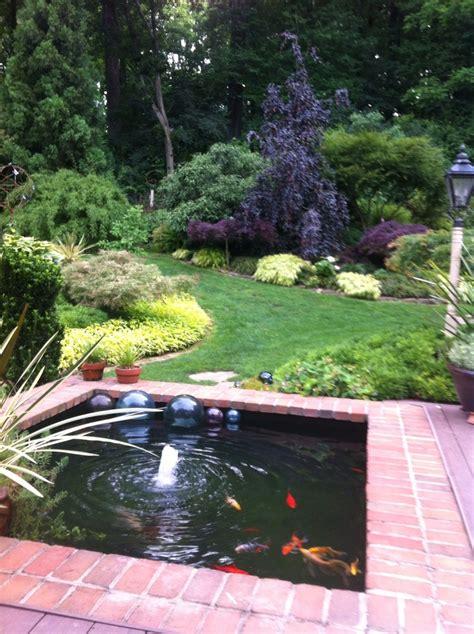 pond and deck overlooking garden deck pond pinterest