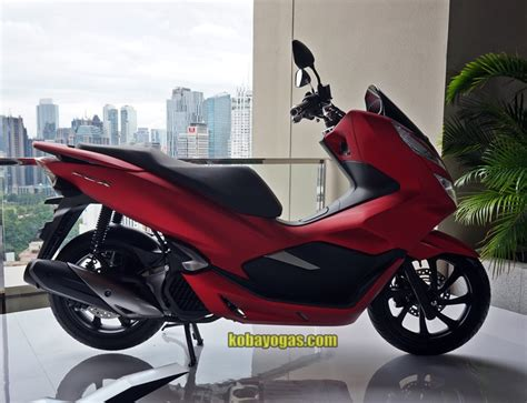 Pcx 2018 Keyless by Honda Pcx 2018 Merah Matte Kobayogas Your