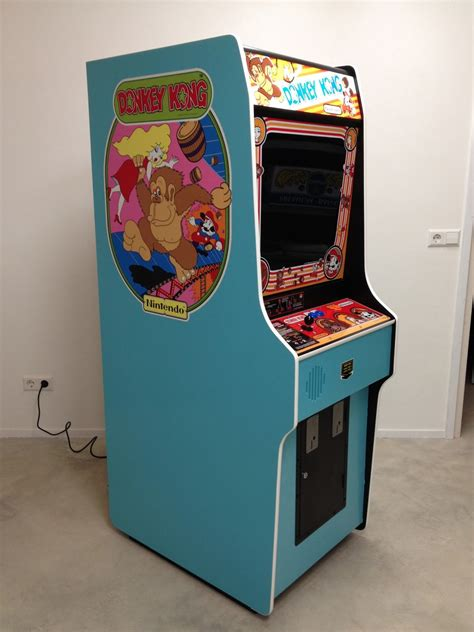 4 person arcade cabinet building a donkey kong arcade cabinet