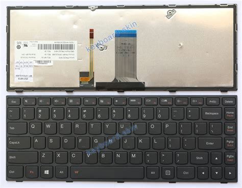 Keyboard Laptop Lenovo G40 New For Ibm Lenovo G40 G40 70a Laptop Keyboard 25214816 Mp