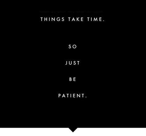 Kaos Quotes Things Take Time be patient even if every possibility se by rumi like