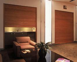 Roller Doors Interior Timber Roller Shutters Airport Doors Quality Door Solutions