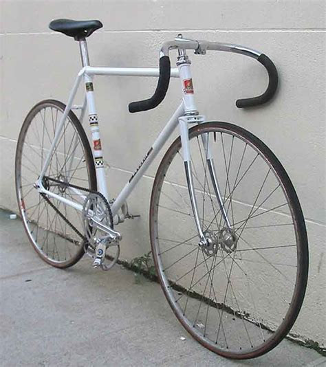 Peugeot Bicycles by Peugeot Track Frame Two Wheels