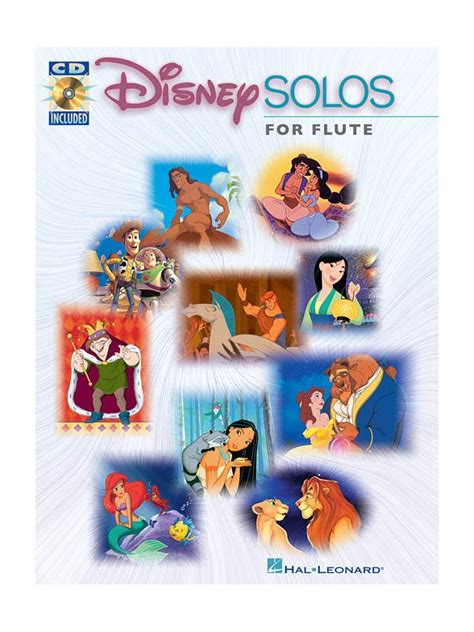 Partitions Disney Solos Flute Fl 251 Te Traversi 232 Re