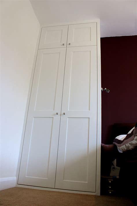 Shaker Wardrobe Doors by Wardrobe Company Floating Shelves Boockcase Cupboards