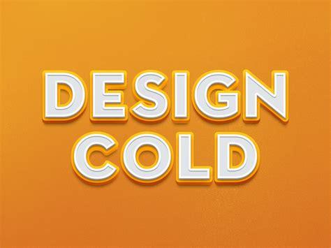 design effect online striking 3d text effect online