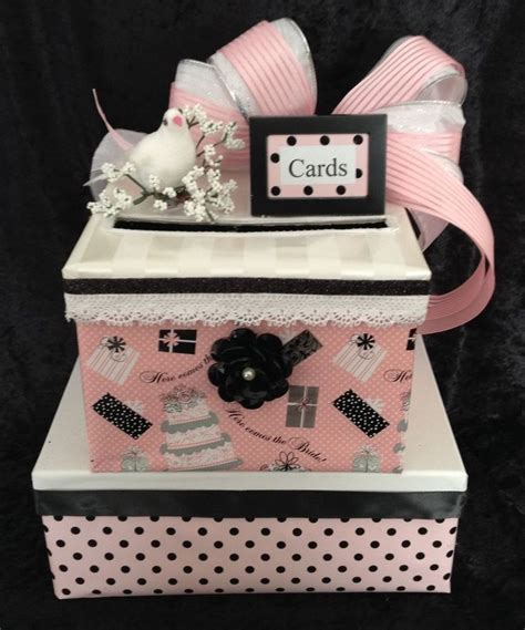 Bridal Shower Money Box by 1000 Images About Allthebestcardboxes On