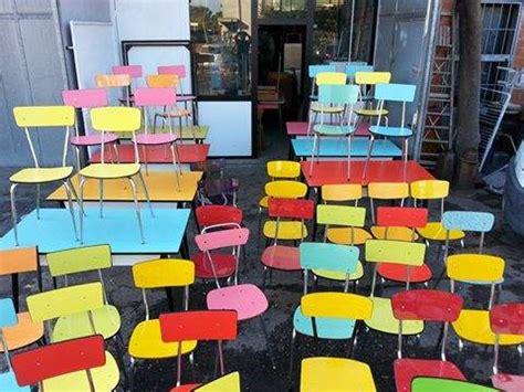 arredamento anni 60 70 sedie tavoli formica vintage anni 60 70 a reggiolo