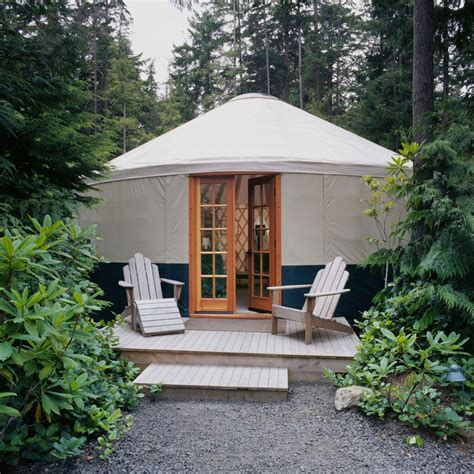 yurt house gorgeous yurt vacation homes hgtv