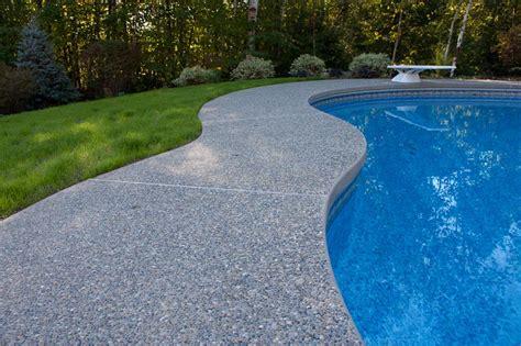 inground pool coping options 28 images paradise