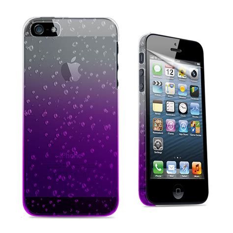 Iphone Iphone 5 5s In Purple Cat Cover iphone 5 cases purple raindrop iphone 5 phone
