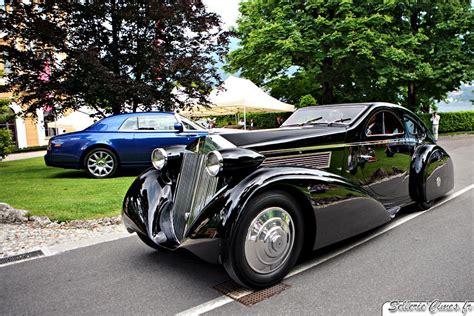 jonckheere rolls royce rolls royce phantom i jonckheere aerodynamic coupe 002