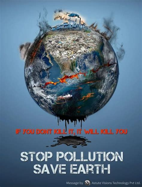 Kaos Save Earth From Pollution best 25 pollution environment ideas on