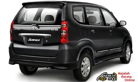 Bola Lu Fog L Avanza avanza malaysia promotion 2013 autos post