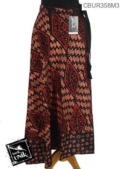 Rok Payung Anak Tanggung rok lilit tanggung pekalongan motif kotemporer tumpal bawahan rok murah batikunik
