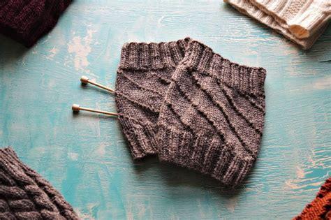 free boot cuff knitting pattern 8 free knitted boot cuffs