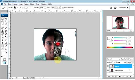 cara membuat wajah abstrak di photoshop maxresdefault jpg