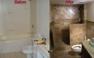 Bathroom renovations before and after quotes