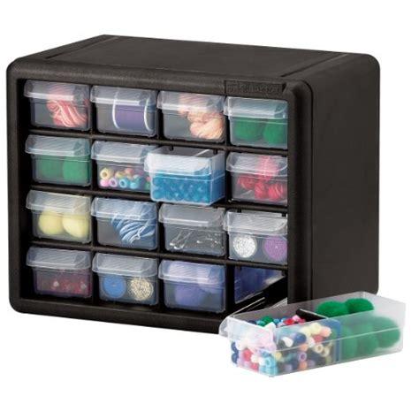 10 drawer craft organizer akro mils 10116 16 drawer plastic parts storage hardware