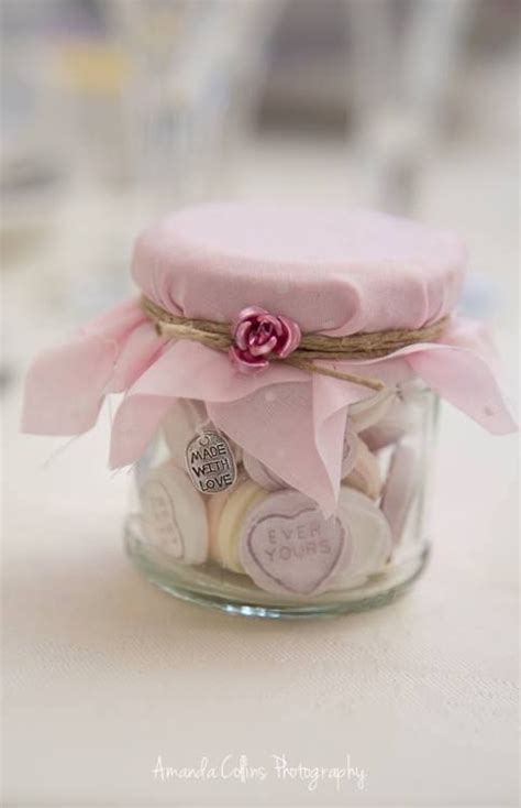 Handmade Wedding Favours - 97 sweet wedding favorswedding favours ideashandmade
