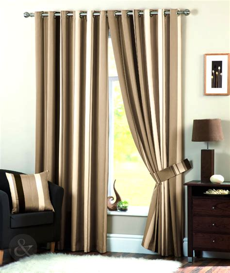 silk draperies ready made luxury striped faux silk curtains ready made eyelet ring