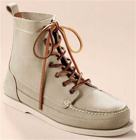 lands end boots mens lands end s webster boat boots for 27 97 shipped