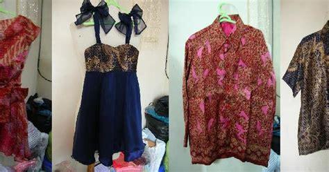 desain baju batik gaun payet gaun pesta desain baju pesta kebaya modern dan