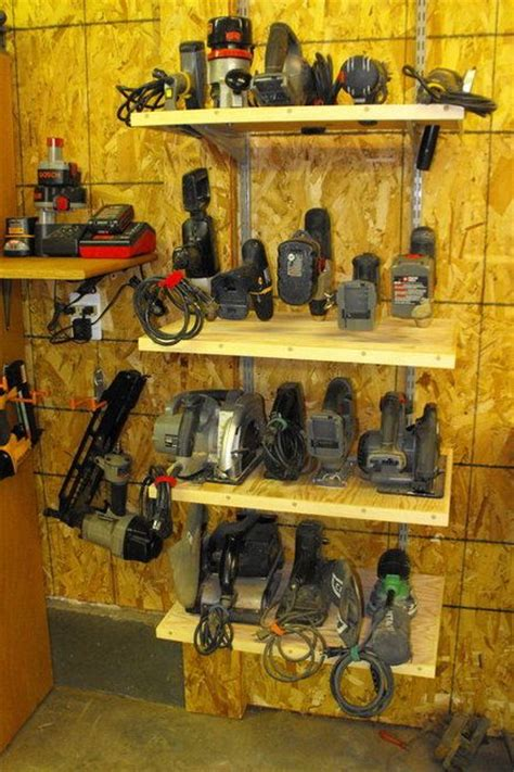 best way to organize tools in garage 25 best ideas about power tool storage on