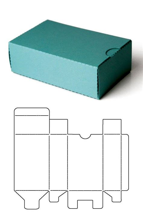 paper box template for blitsy template dies rectangle box lifestyle template