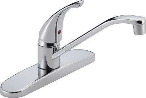 single handle chrome kitchen faucet modern kitchen peerless p110lf classic single handle kitchen faucet