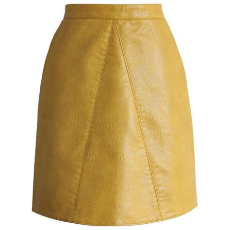 mustard color skirt 25 best ideas about mustard yellow skirts on