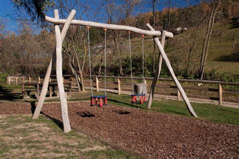 kinderschaukel outdoor kinder schaukel holzhof 171 country doppelschaukel