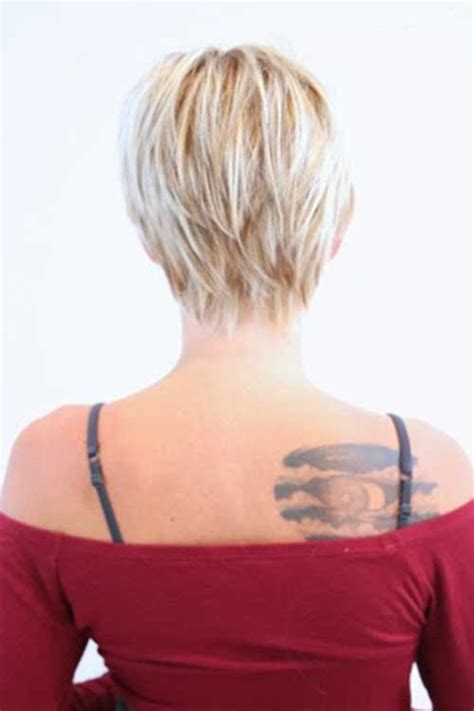 back view of short haircuts 2015 40 short pixie hairstyles for women edgy pixie hair