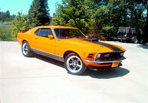 ford mustang mach 1 fastback 1970 ford mustang mach 1 fastback 189375