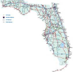 florida counties map with roads printable florida map myideasbedroom
